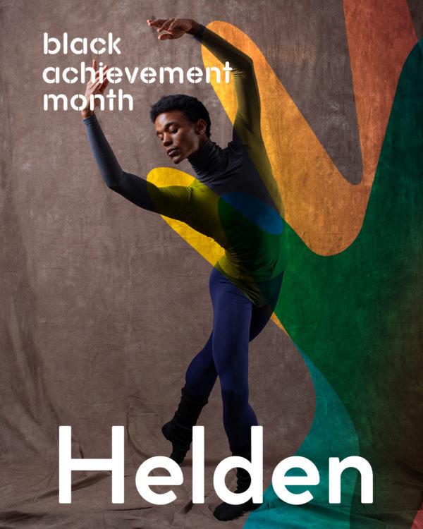 Black Achievement Month – Helden